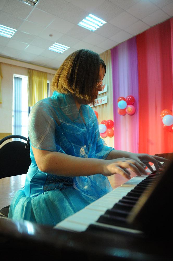 Сольный концерт Лаевой Насти