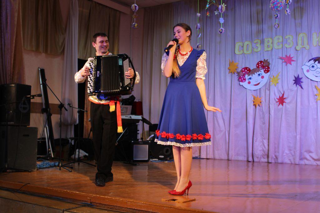 Победители областного конкурса «Созвездие»