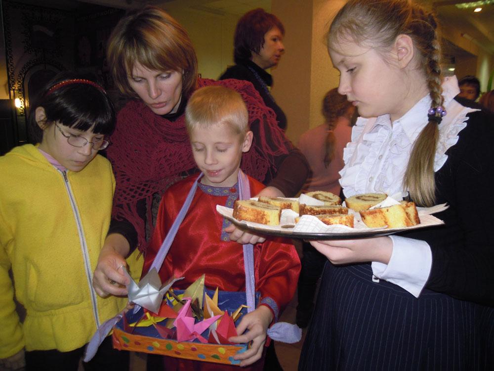 Благотворительная ярмарка