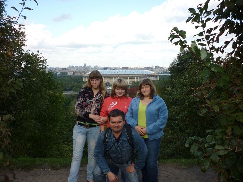 Всероссийская летняя спартакиада инвалидов