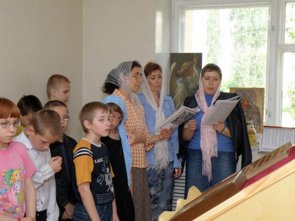 Праздник святых равноопостальных Кирилла и Мефодия