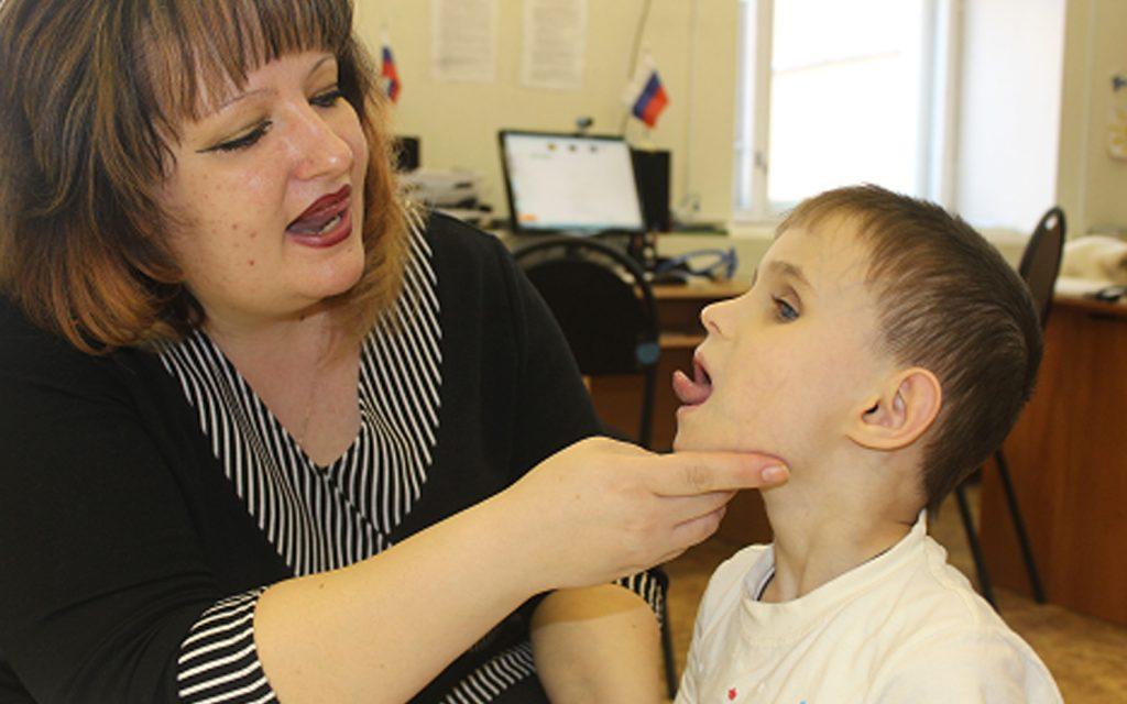 Детский сад для незрячих детей и детей с расстройствами аутистического спектра