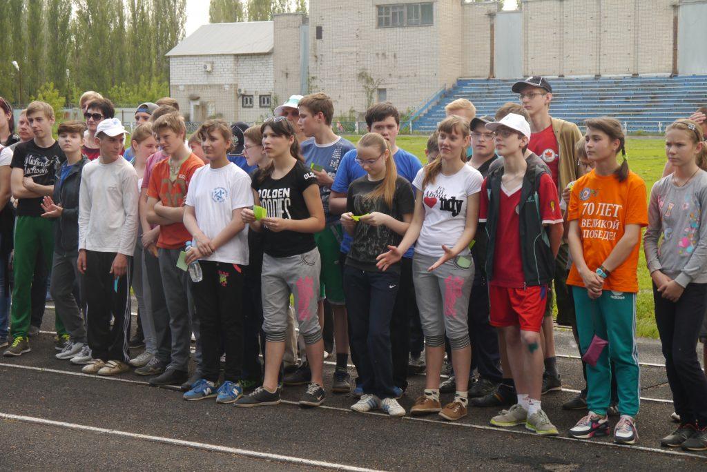 Итоги областных соревнований