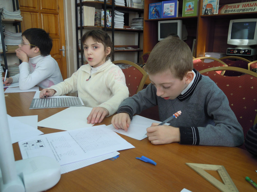 Школьная олимпиада по математике