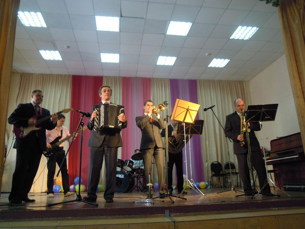 Праздничный концерт 8 марта