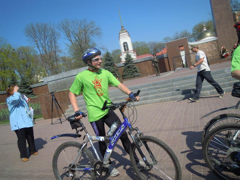 5-й велопробег по дорогам Липецкой области