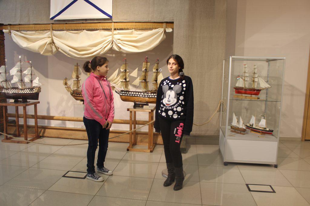 Экскурсия на выставку