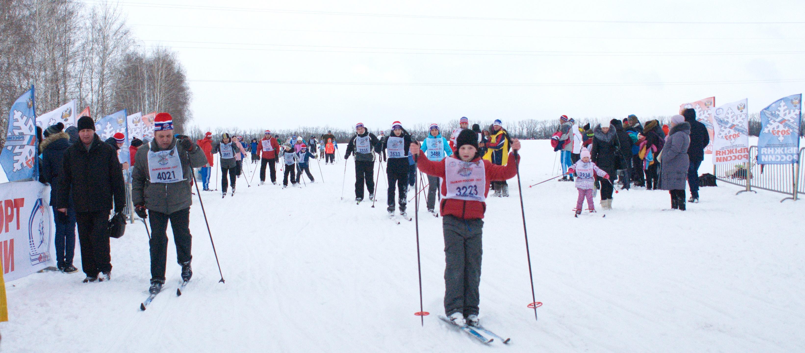 Лыжня-фото Марии Беляковой2