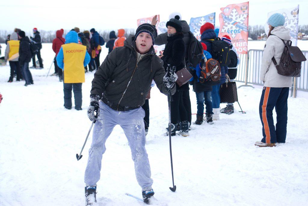 Лыжня России 2017