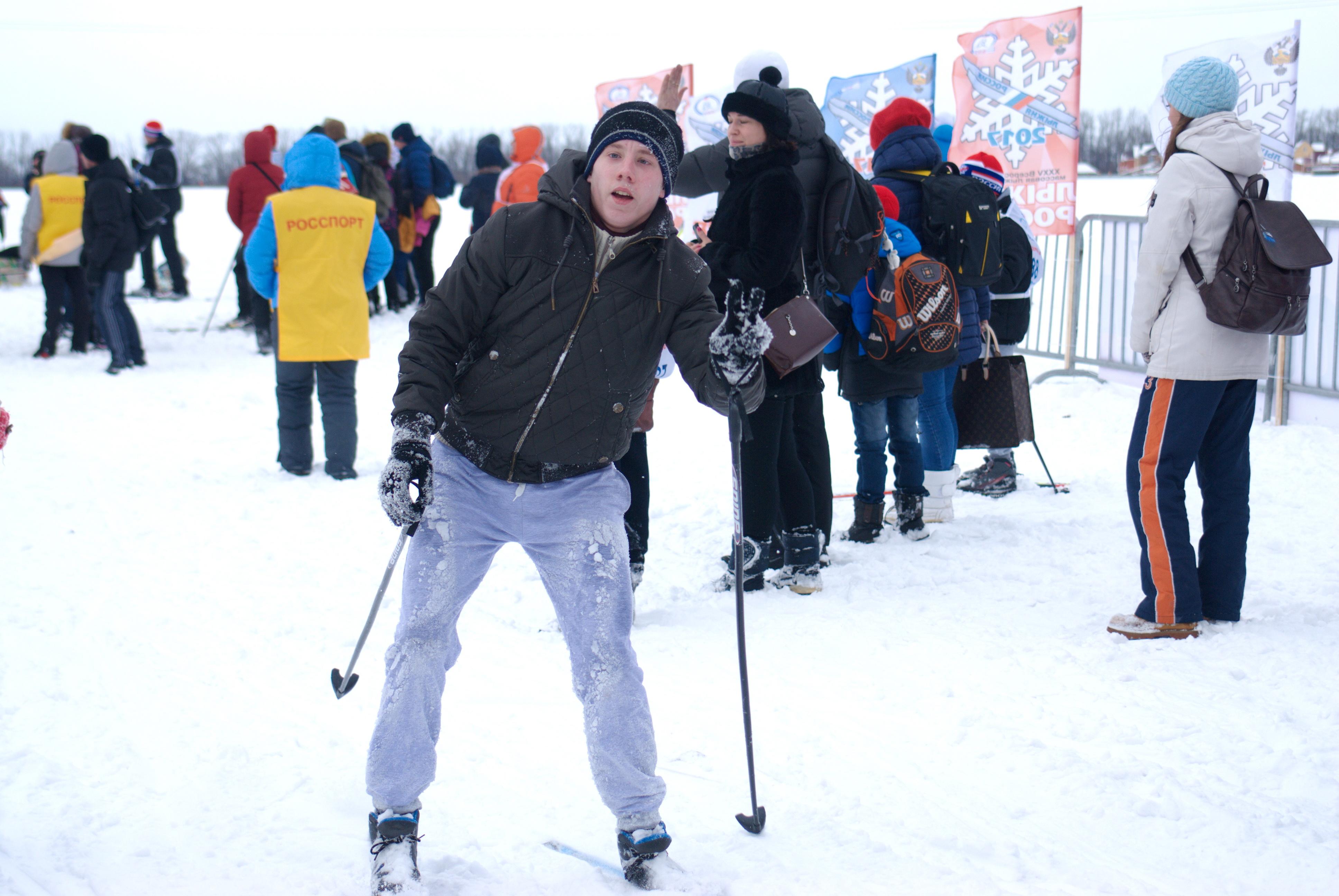 Лыжня-фото Марии Беляковой6