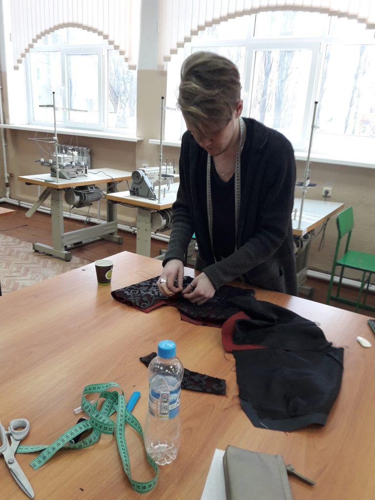 Экскурсия в Липецкий техникум сервиса и дизайна