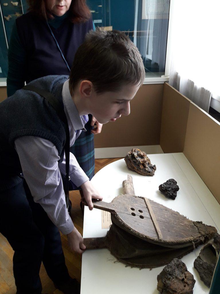 Экскурсия в Липецкий областной краеведческий музей