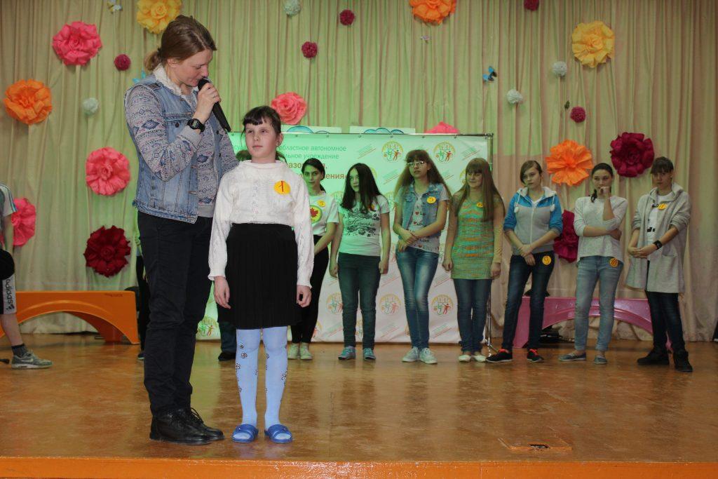 Школьный конкурс «МИСС–ВЕСНА 2017»