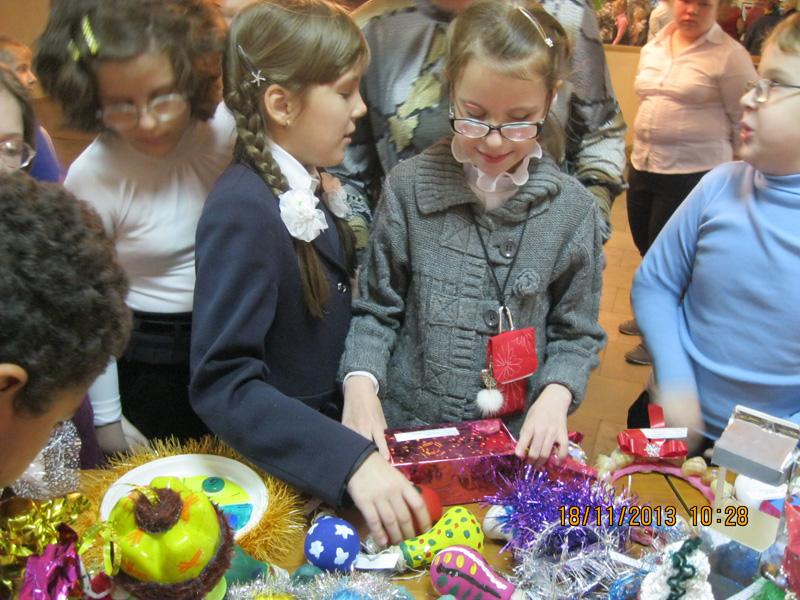 Конкурс экологической елочной игрушки «Новогодняя фантазия»