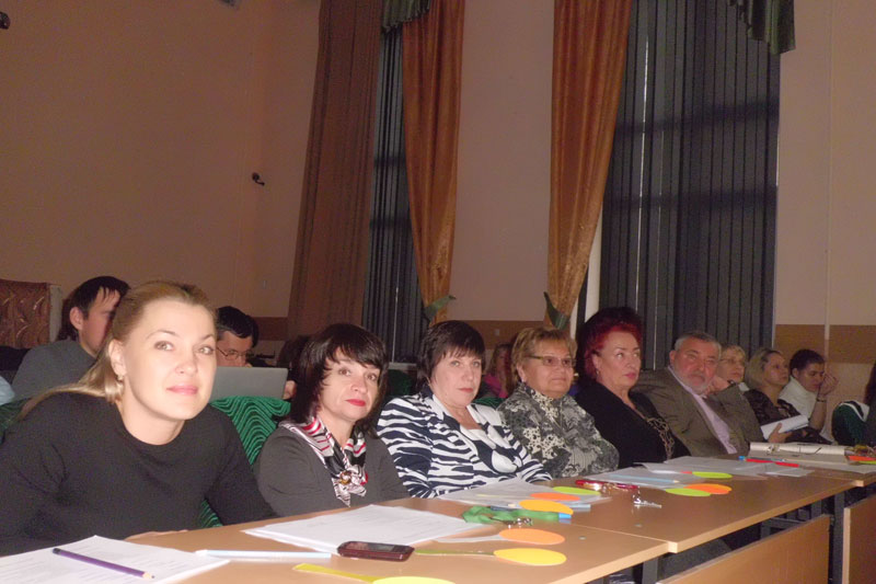 Учитель года 2012