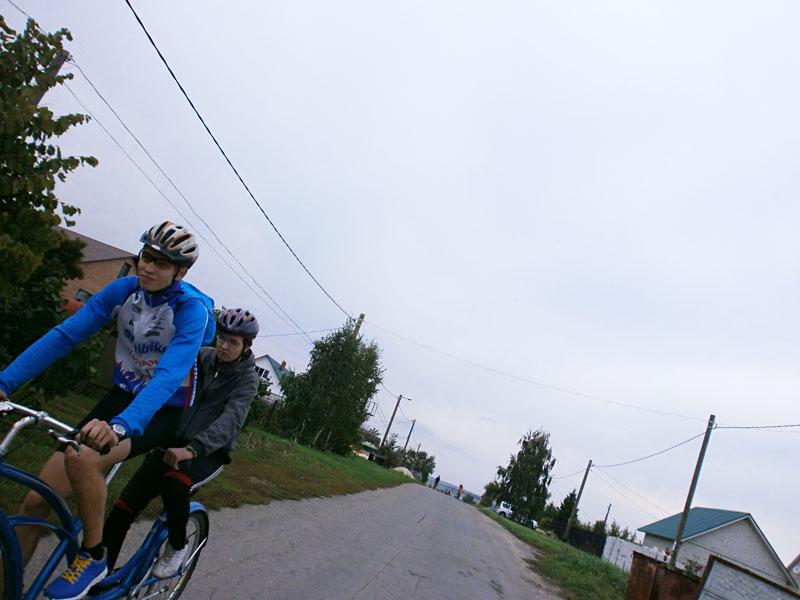 Велопоход по Липецкому району