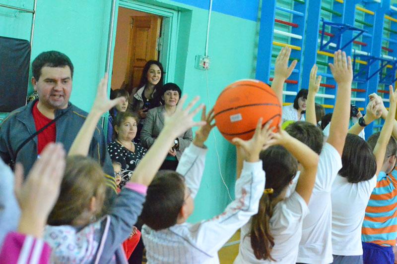 Спортивный праздник «Спортландия»