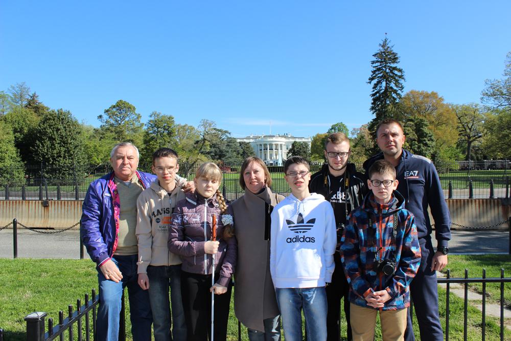ОАУ С(К)О школа-интернат III-IV вида участвовала в конкурсном отборе Программы российско-американского партнёрского диалога