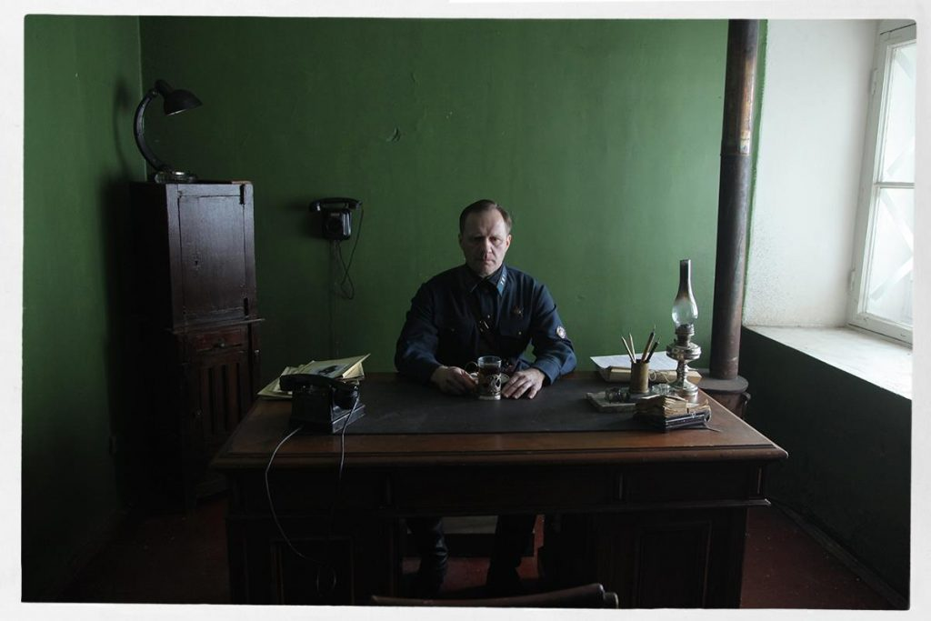 «Три дня до весны» — новый фильм киностудии «Ленфильм»