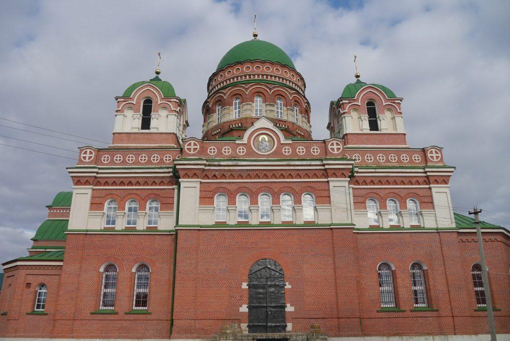 Экскурсия Лебедянский район (Троекурово, Курапово, Волотово)