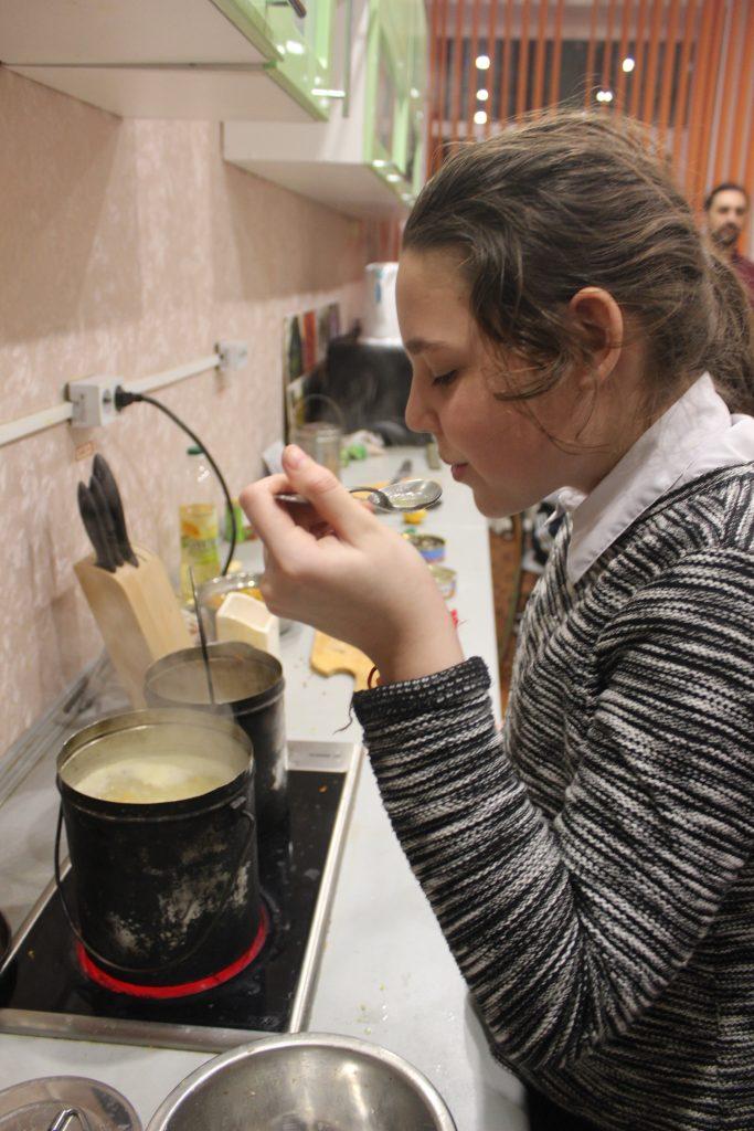 «НеПутевая кухонька»