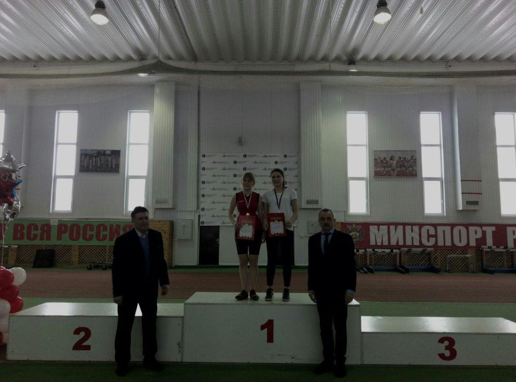 Открытый чемпионат и первенство Липецкой области по легкой атлетике