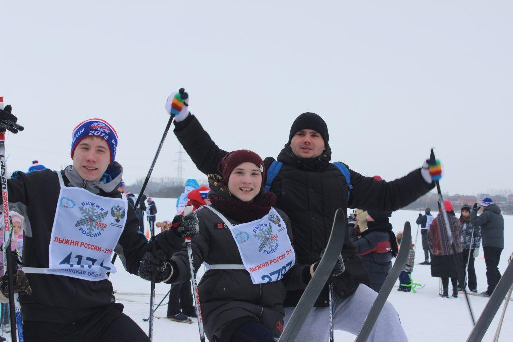 Лыжня России-2018
