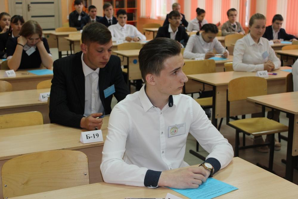 Наши учащиеся успешно сдали «Социальный экзамен»