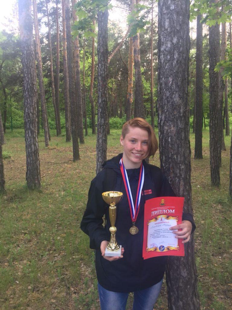 Чемпионат и первенство Липецкой области по легкой атлетике