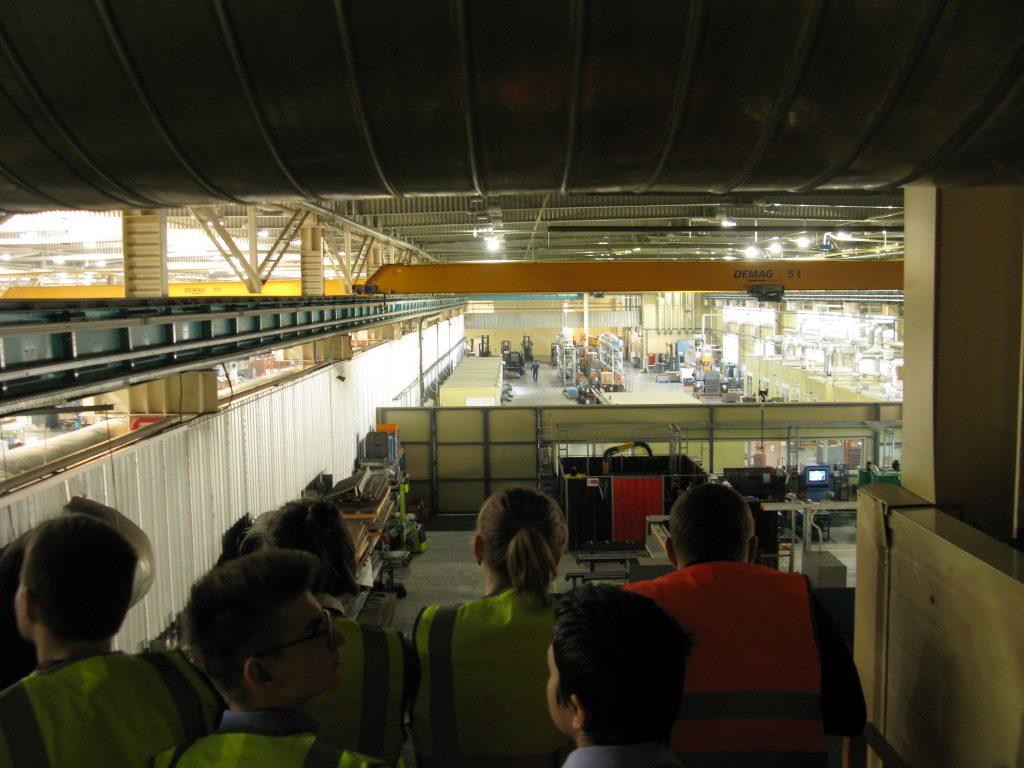 Экскурсия на завод «Беттерман»
