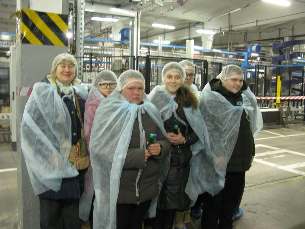 Экскурсия на старейший завод