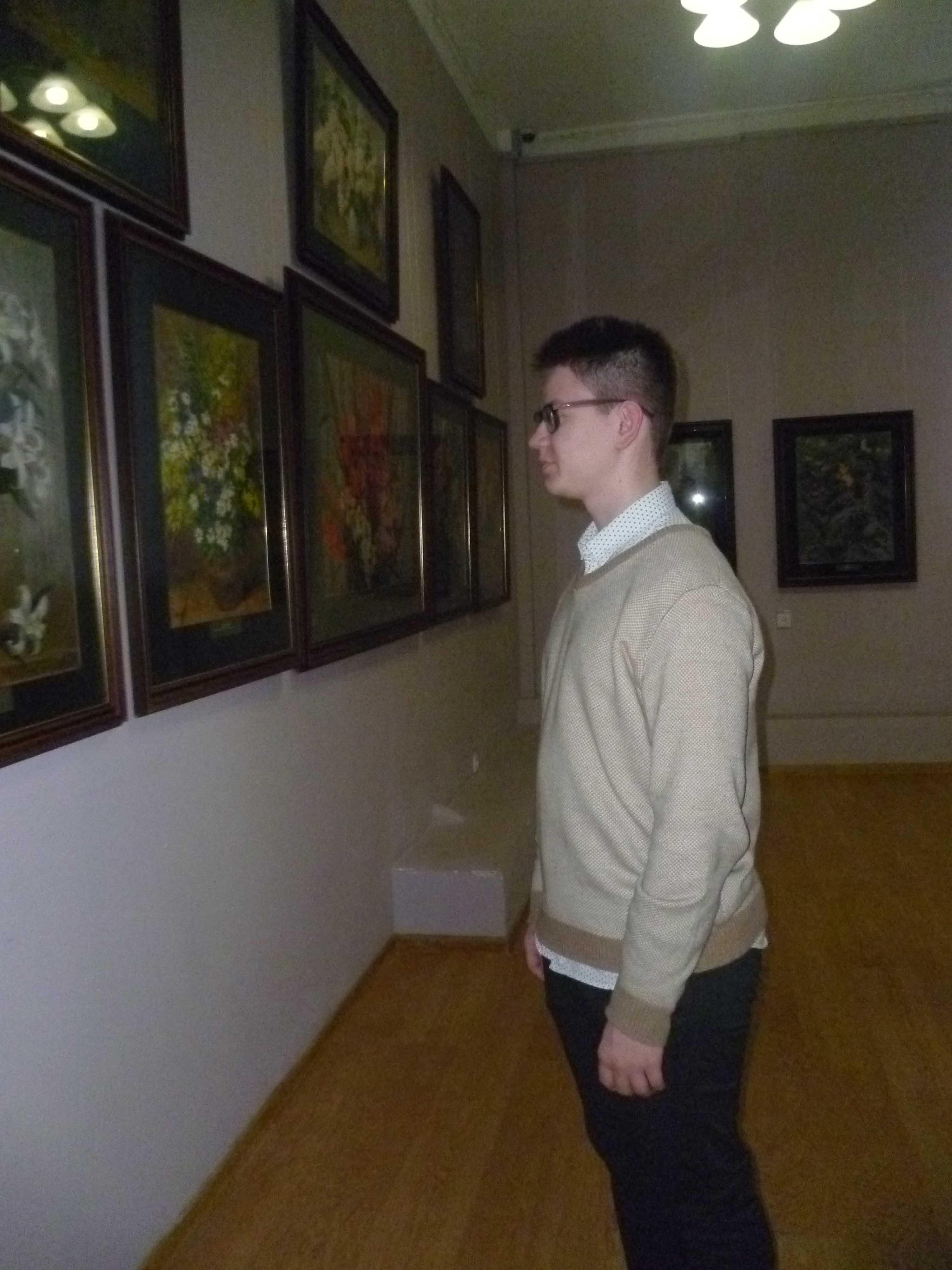 Выставка Сергея Николаевича Андрияки