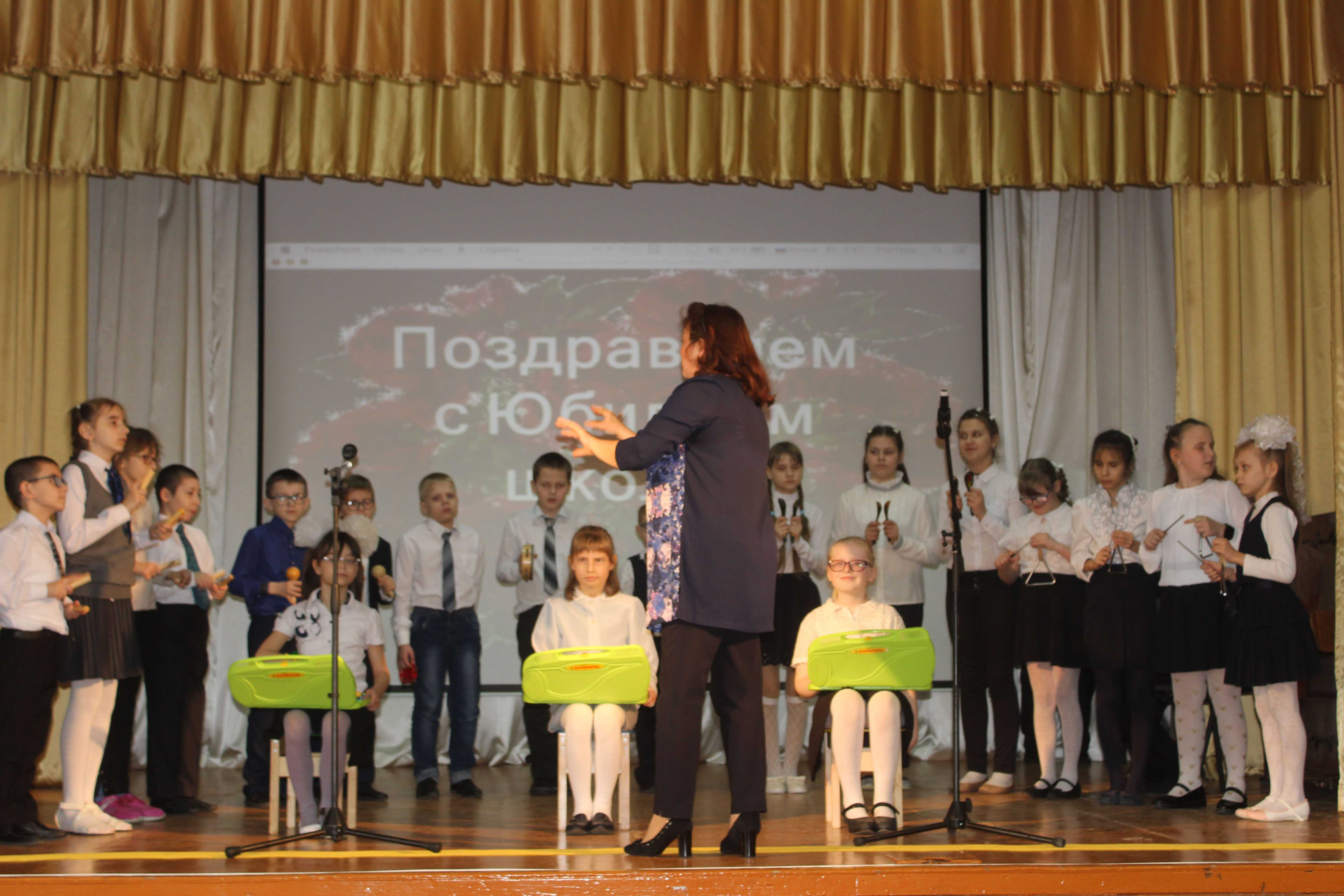XXI ежегодный фестиваль детского творчества «Поверь в себя»