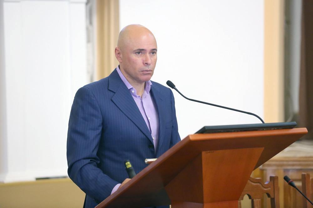 Педагогическая конференция открыла XV областной образовательный форум