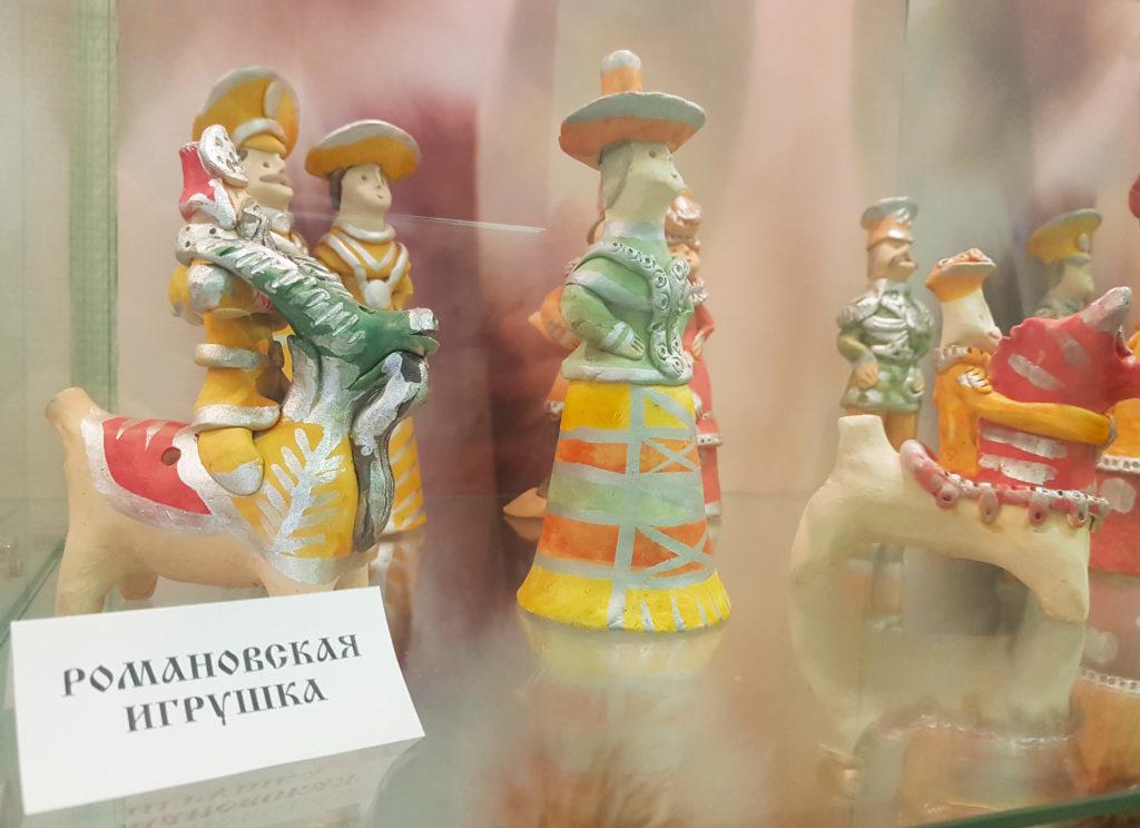 Экскурсия в Центр романовской игрушки