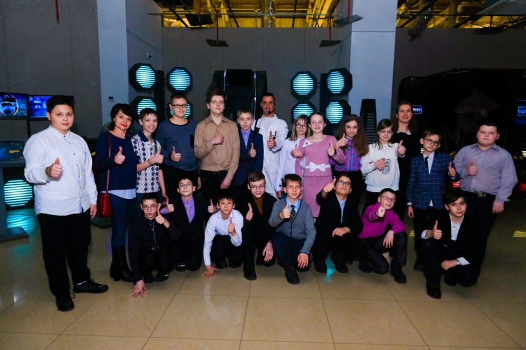Интерактивная Развлекательная Шоу-Выставка «Планета инопланетян»