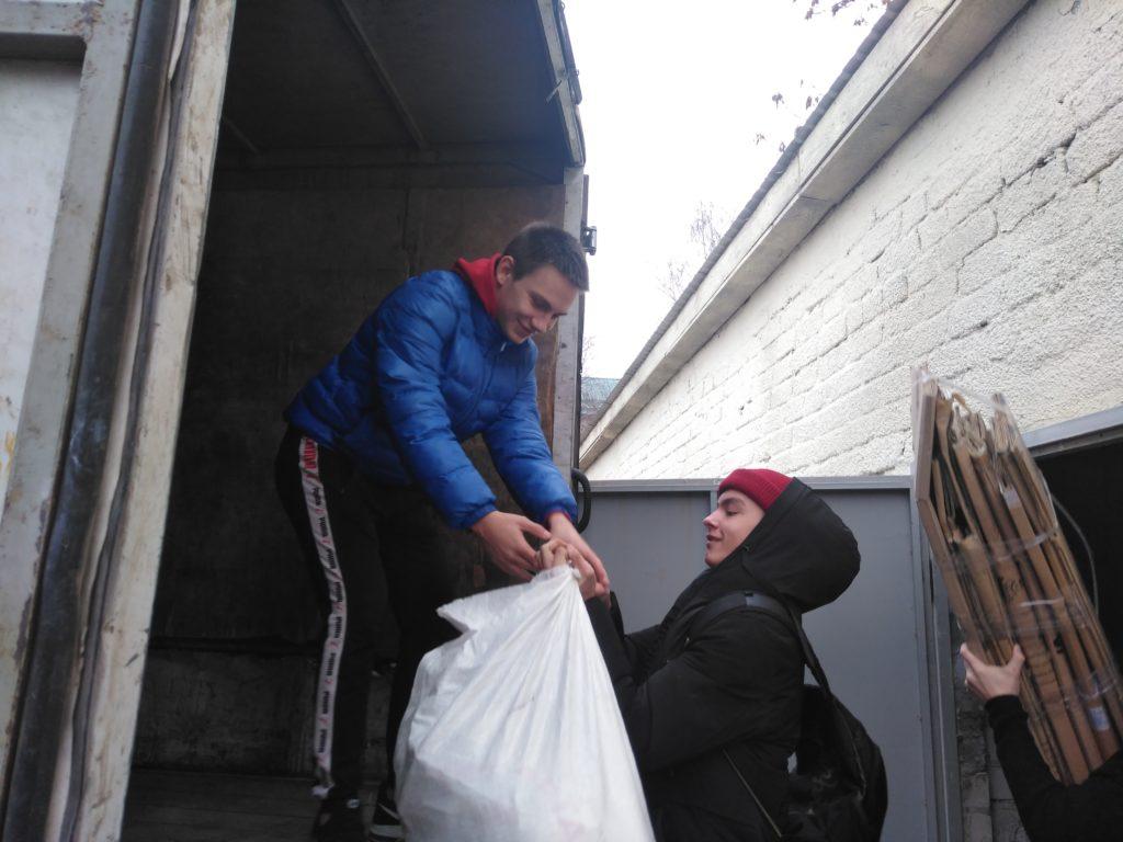 Благотворительная акция « Новогоднее чудо»