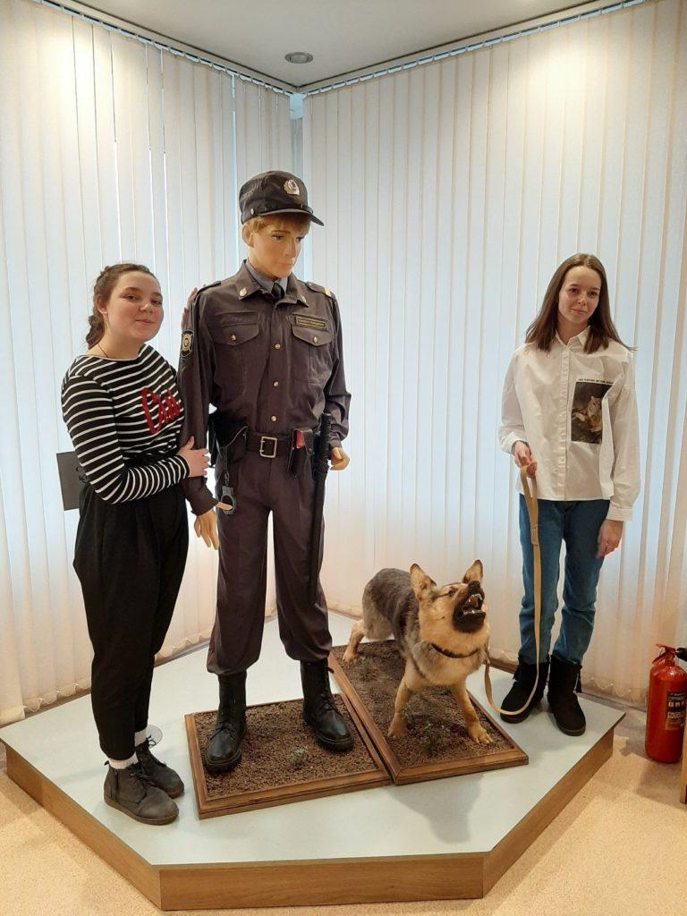 Музей культурного центра Управления МВД России по Липецкой области