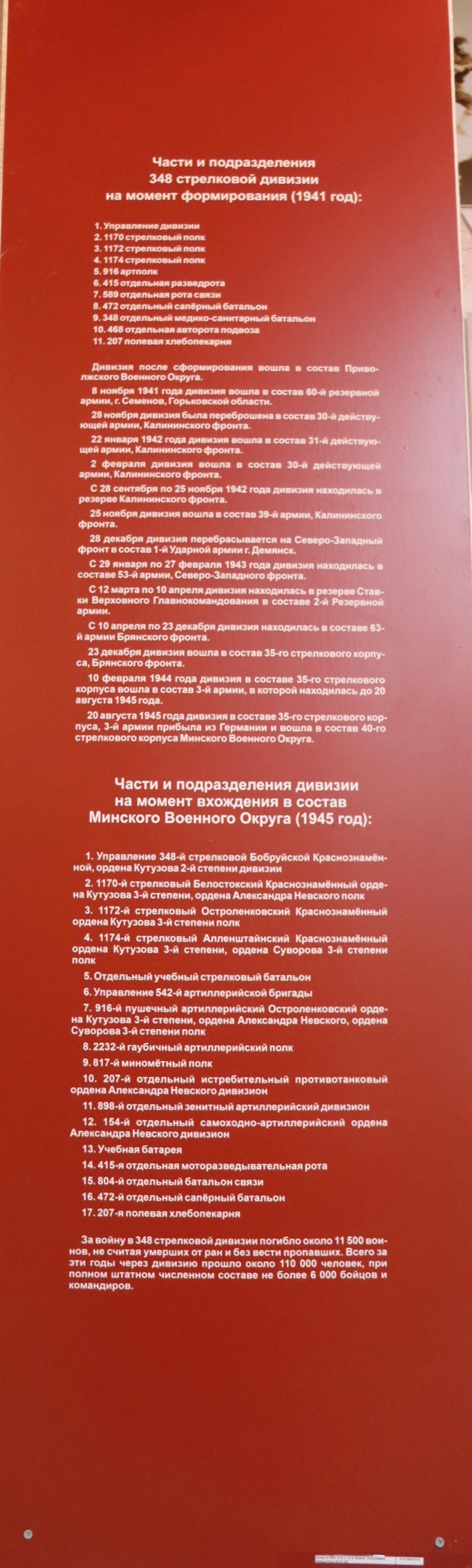 3_Подразделения 348 стрелковой дивизии